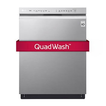 Front Control Dishwasher with QuadWash™ and EasyRack™ Plus1