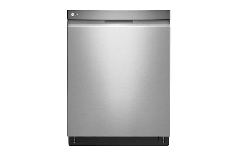 Lg Top Control Dishwasher With Quadwash U2122 And Height
