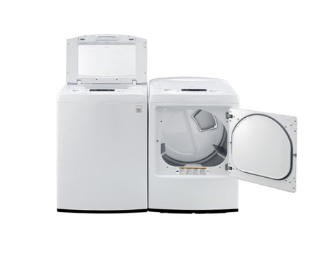LG 7 3 cu ft  Ultra Large Capacity Electric Dryer with