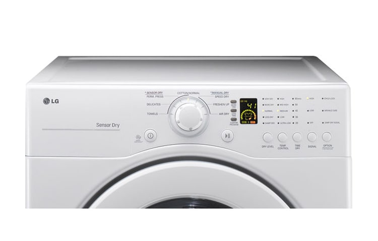 LG Dryers DLE2140W thumbnail 4
