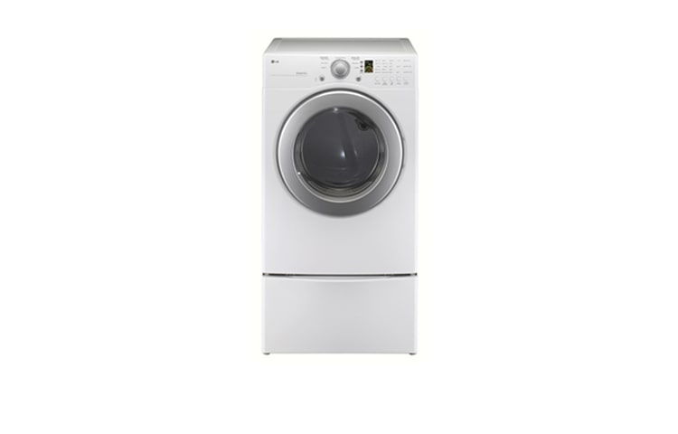 LG Dryers DLE2240W thumbnail 3