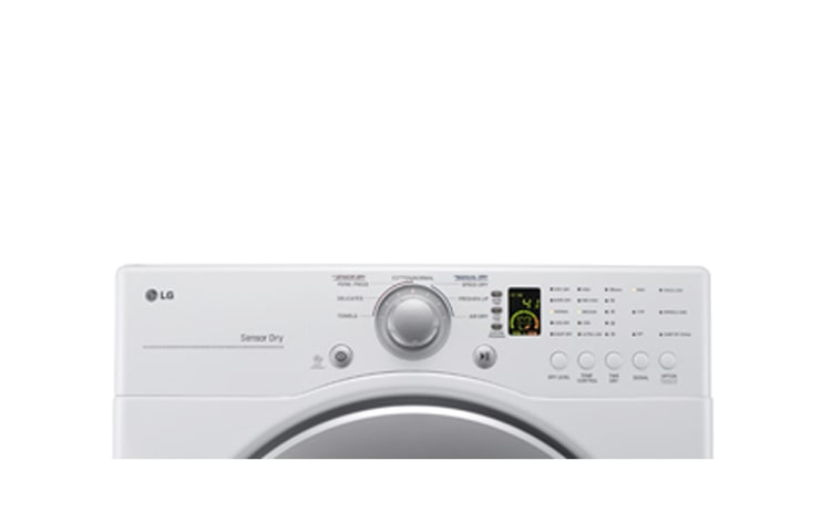 LG Dryers DLE2240W thumbnail 4