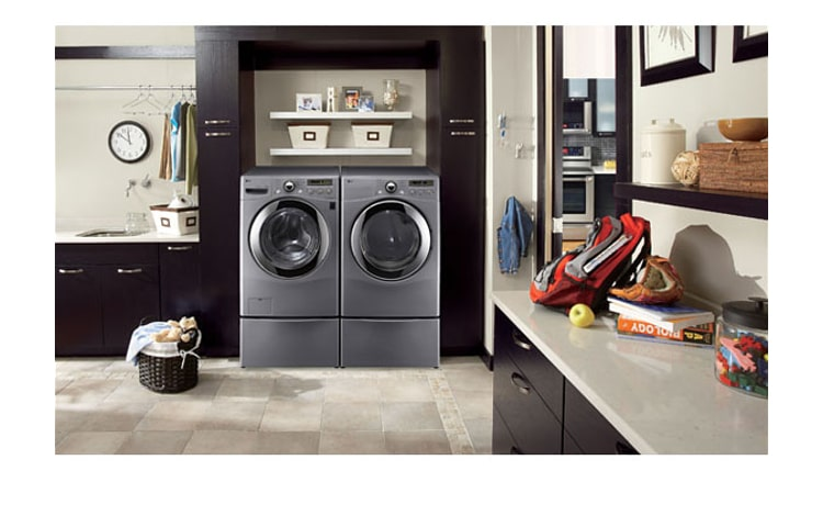 LG Dryers DLE2350S thumbnail 2