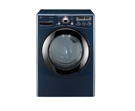 Lg Dryers Navy Blue Electric Steam Dryer Lg
