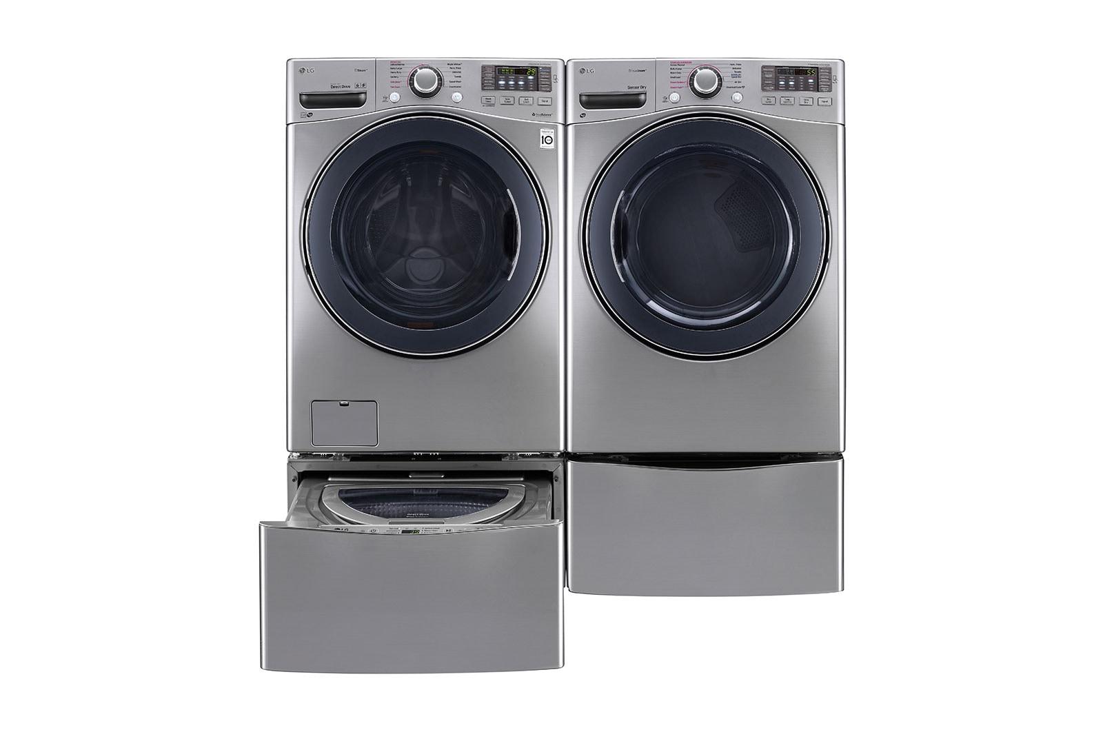 LG Gas Dryers DLGX3571V: 7.4 cu.ft. Ultra Large Capacity Gas ...