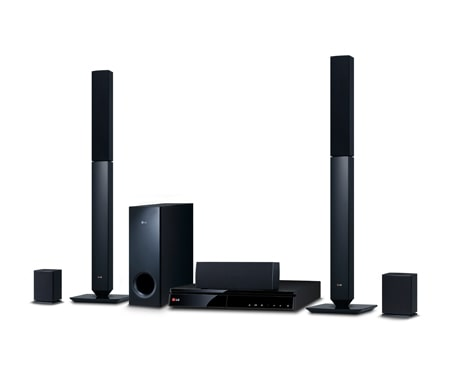LG Home Theatre Systems BH6430P 1