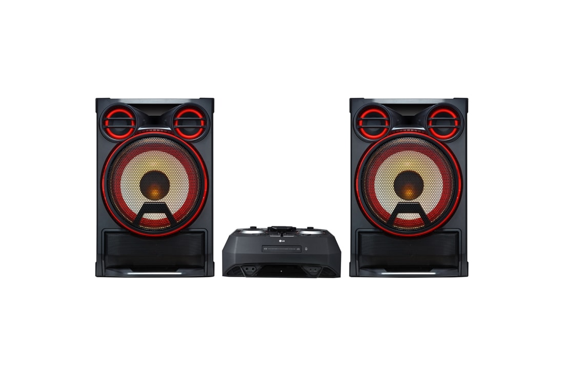 LG Home Theatre Systems CK99 1