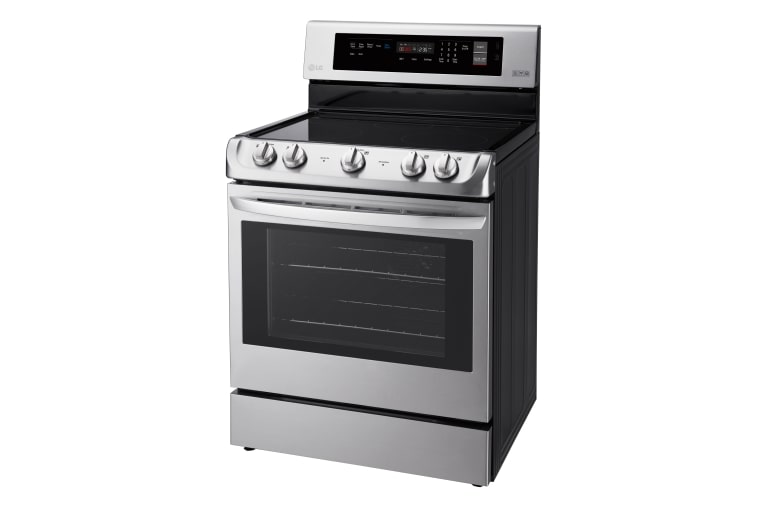 LG Wall Ovens & Ranges LRE4211ST thumbnail 3