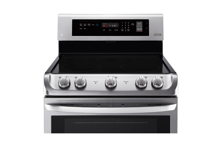 LG Wall Ovens & Ranges LRE4211ST thumbnail 4