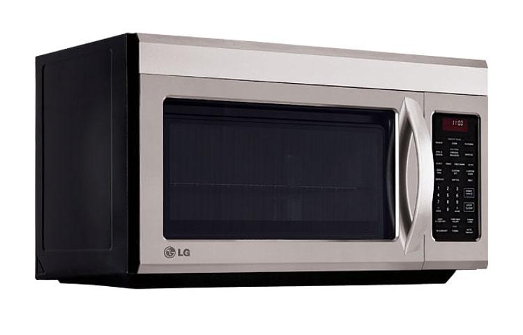 microwave ovens lg lmv1813st over the range lg electronics canada rh lg com LG LMV1813ST Microwave Oven LG Microwave Oven