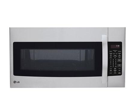 Microwave Ovens Lg Lmvh1711st Over