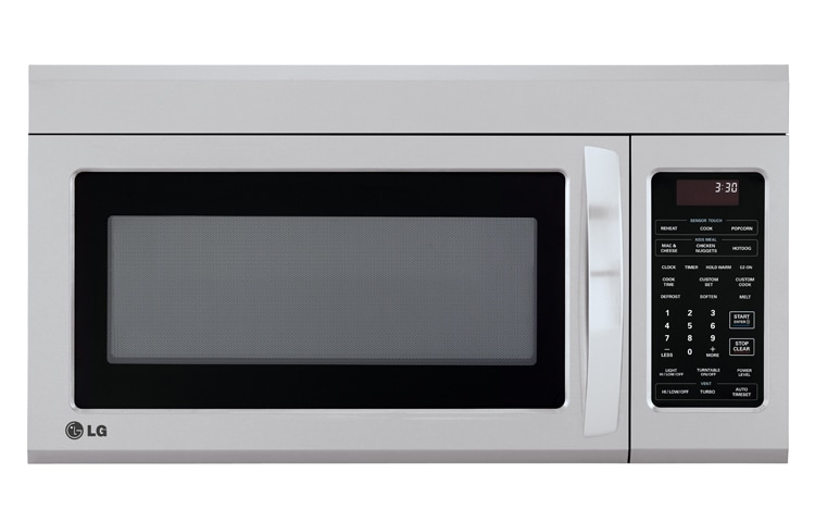 Lg Over The Range Microwaves Lmv1852st 1 8 Cu Ft Over