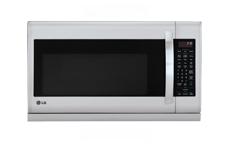Over The Range Microwave With 2nd Generation Slide Out Extendavent And Easyclean Interior