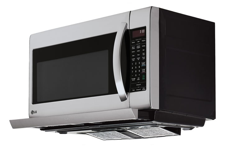 Lg Over The Counter Microwave Bestmicrowave