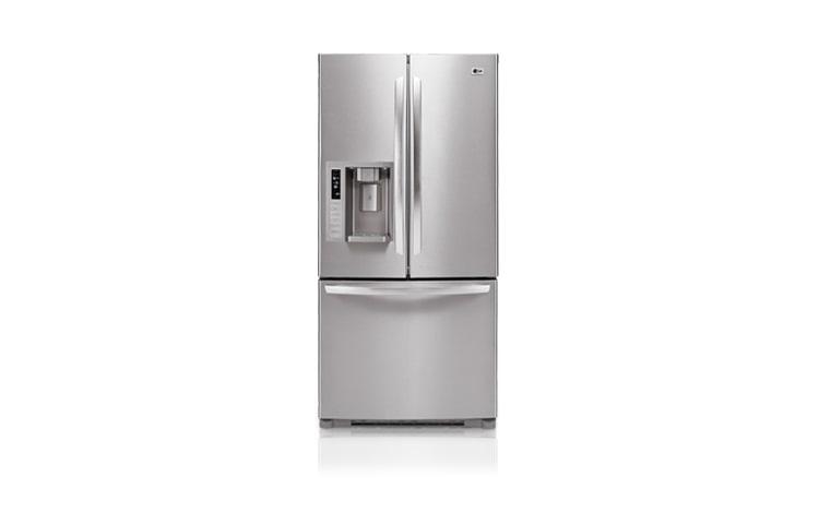 Lg Lfx23965st Refrigerators 3 Door French Door Refrigerator With