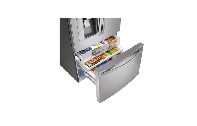 Lg Refrigerators Lg Lfx31945st Door In Door Super