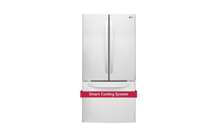 Lg Lfc24786sw 33 Inch 24 Cu Ft French Door Refrigerator With Smart Cooling Lg Canada