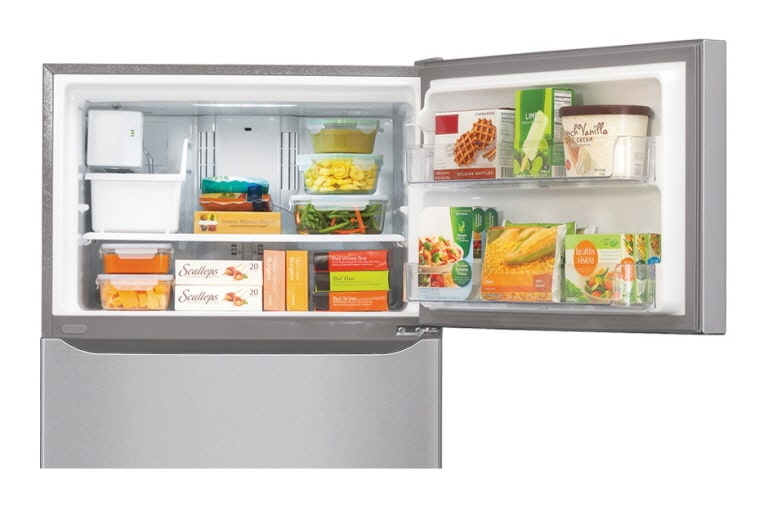 Lg Top Freezer Refrigerator Ltcs20220s 30 Inch 20 Cu Ft