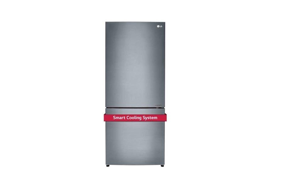 Lg Bottom Freezer Refrigerator Lbnc15221v 28 Inch 14 7