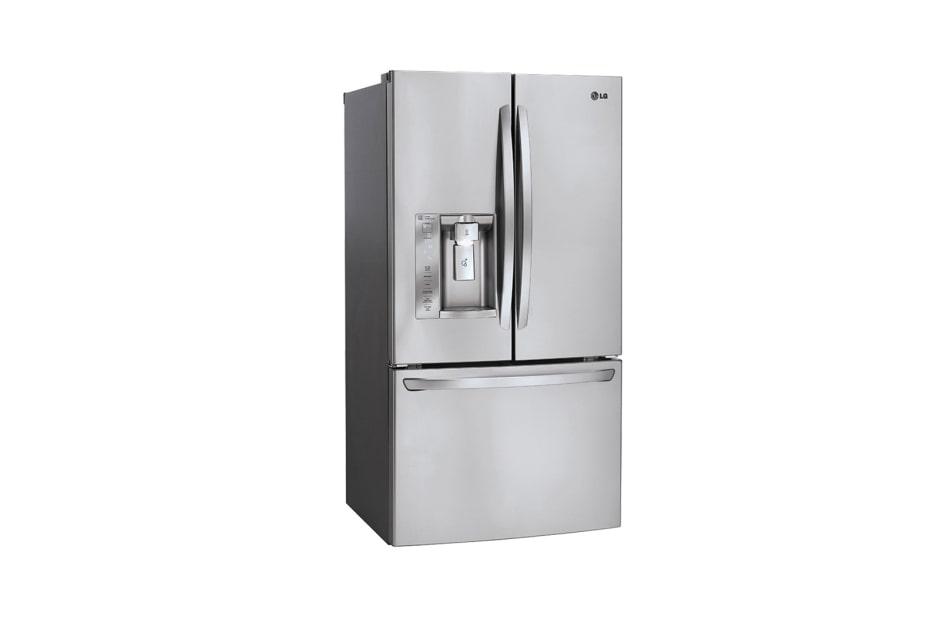 Lg Bottom Freezer Refrigerator Lfxs24623s 33 Inch 242 Cuft