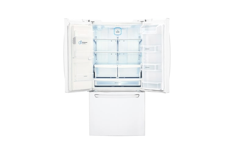 lg bottom freezer refrigerator lfxs24623s  33 inch  24 2 cu ft  ultra