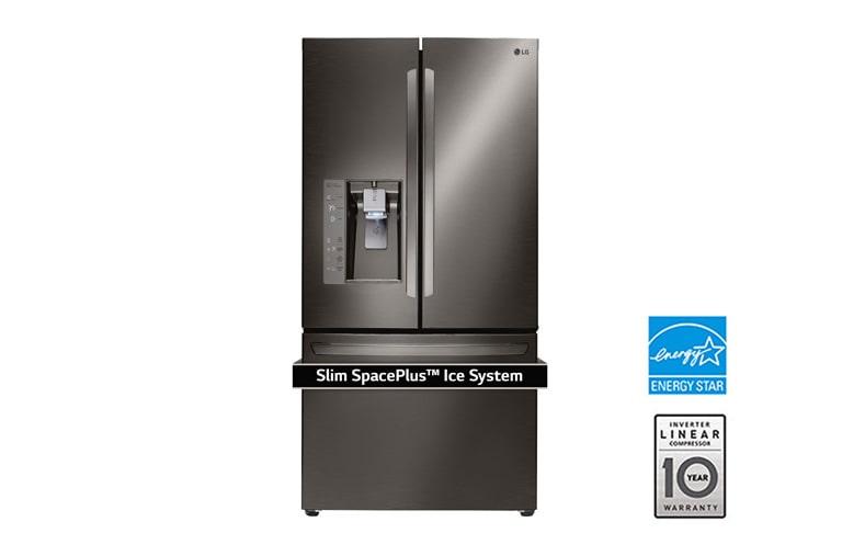 4 Door French Door Refrigerator Lpxs30866d Lg Canada