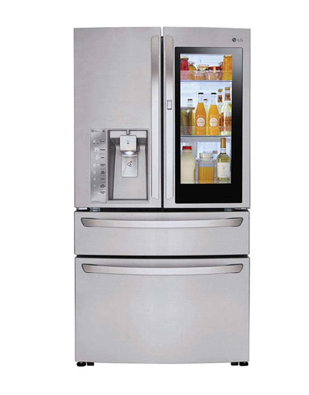 LG 36 French Door Refrigerator with InstaView™ <br> Door-in