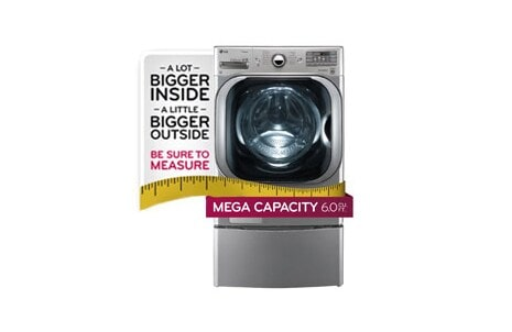 MEGA CAPACITY WASHER