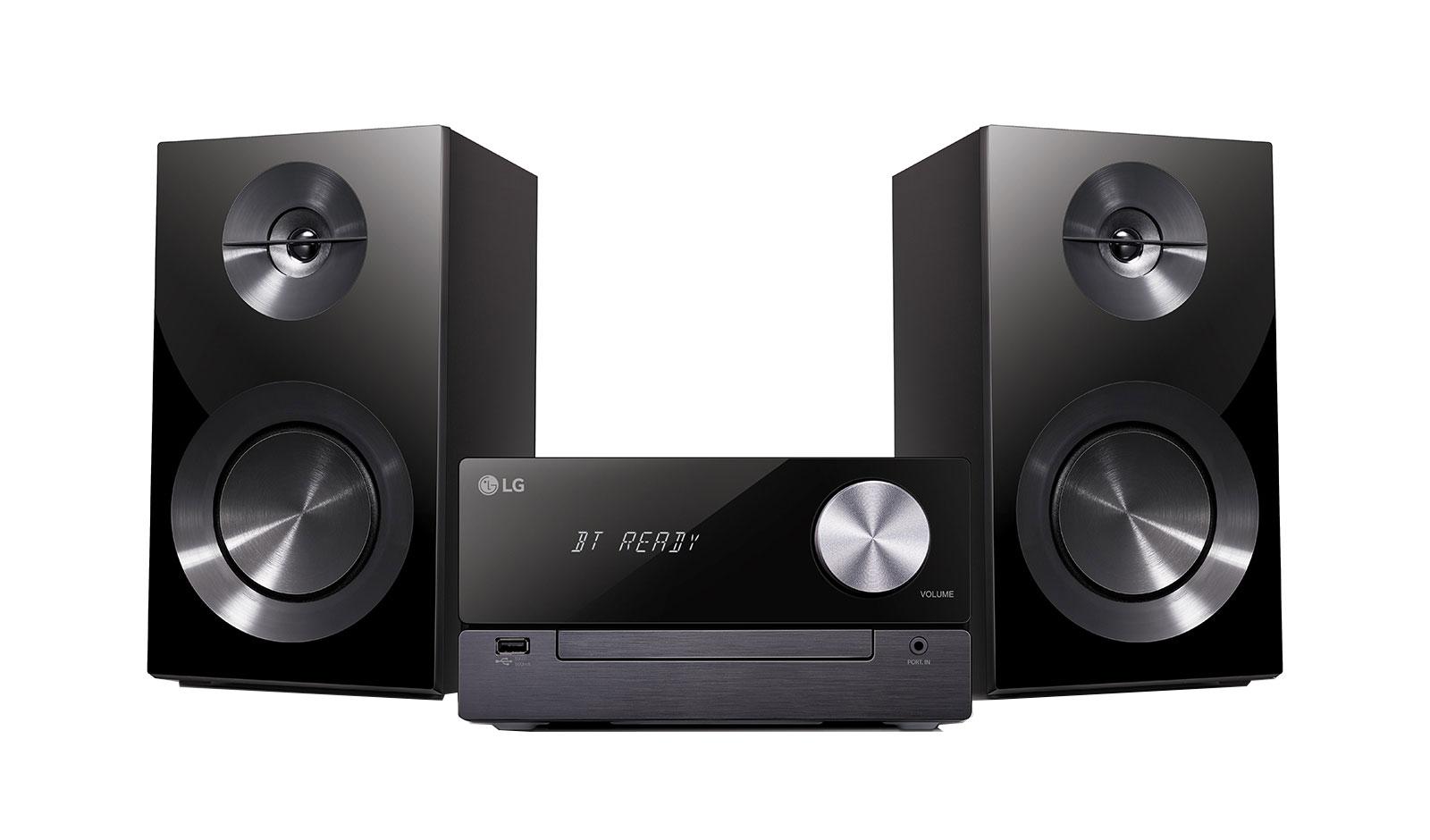 LG Micro Hi Fi Audio System 100W