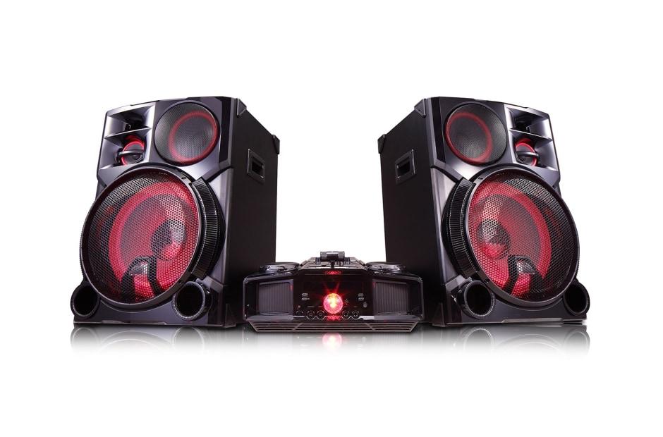 Lg 4800w Hi Fi Entertainment System With Bluetooth