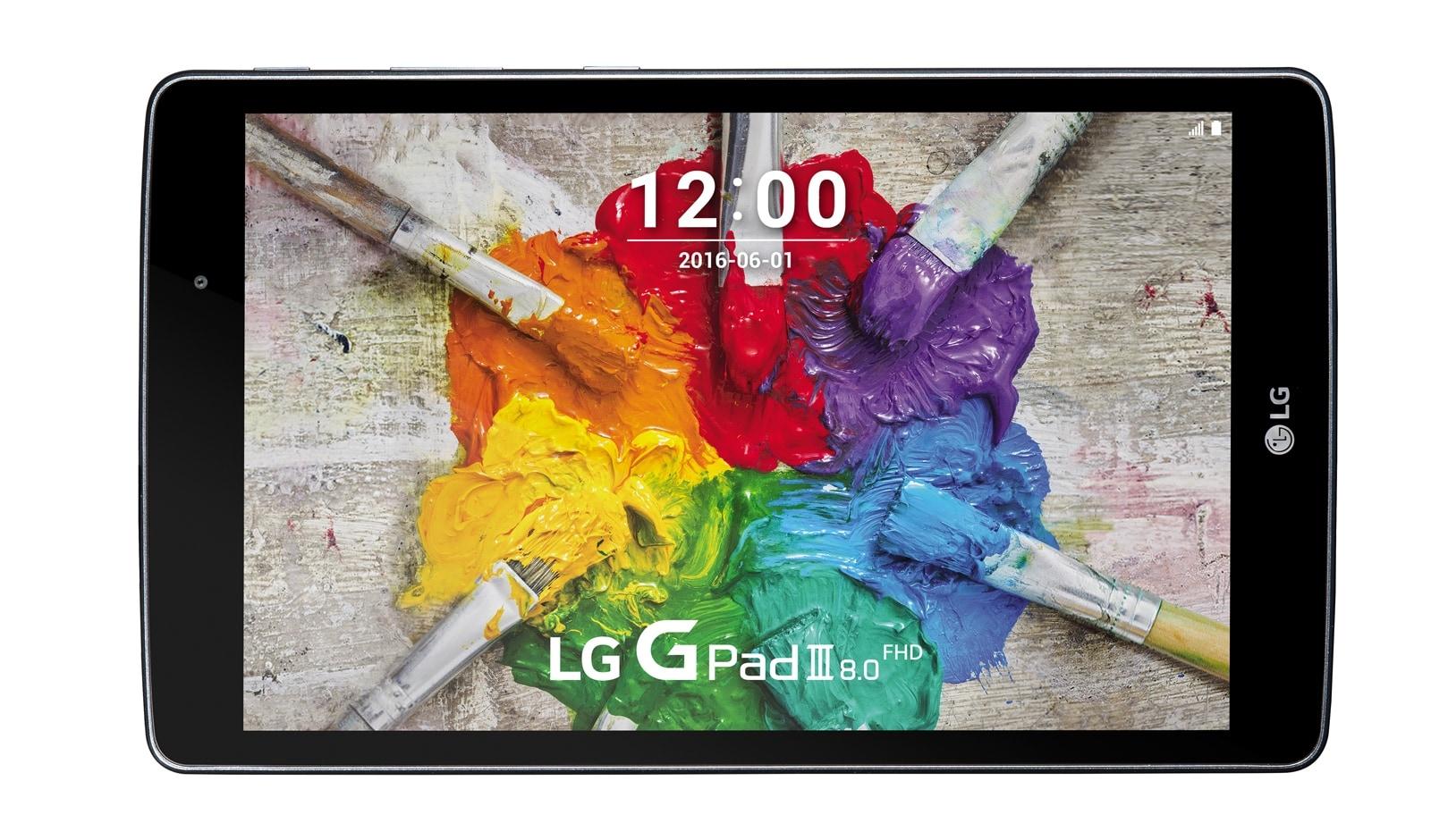 LG G Pad™ III 8 0 FHD | LG Canada