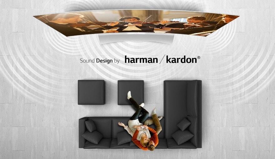 Sound Designed by harman/kardon