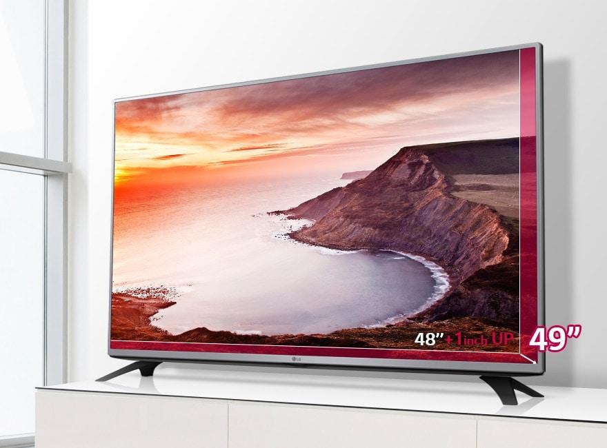 Bigger Screen, Bigger Experience