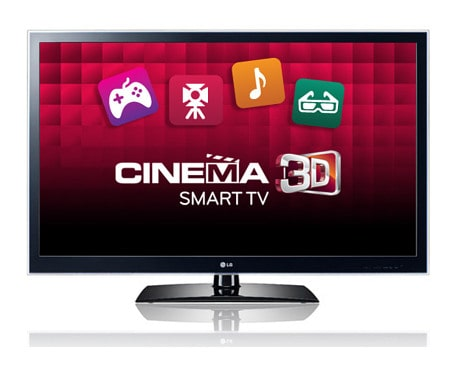 CINEMA 3D | LG 47LW5600, SMART TV, 2D to 3D Converting, LED