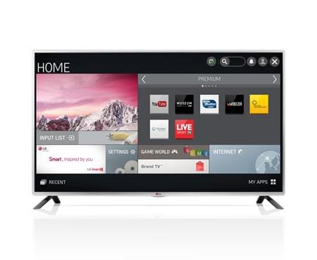 Lg Smart Tv Browser Firefox