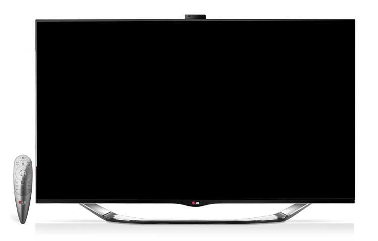 LG 55LA8600 LED TV Drivers Download Free