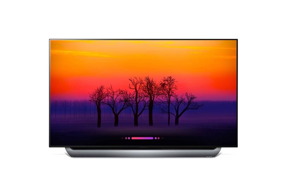 LG OLED65C8PUA: 65 Inch Class 4K HDR Smart AI OLED TV w/ ThinQ | LG
