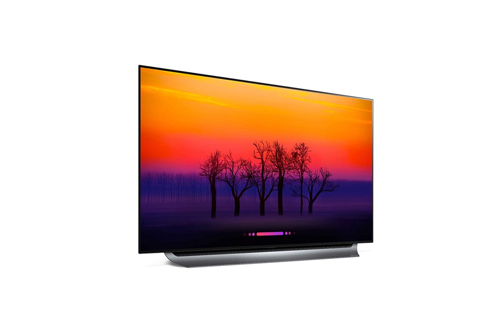 LG OLED55C8PUA: 55 Inch Class 4K HDR Smart AI OLED TV w/ ThinQ   LG