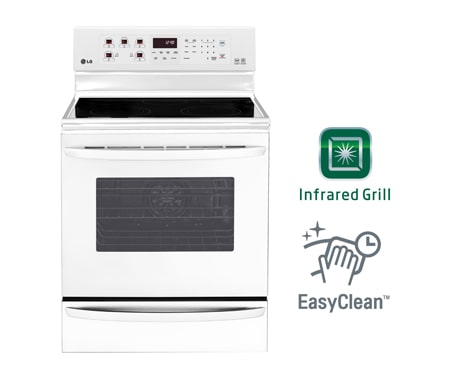 LG Wall Ovens & Ranges LRE6385SW 1