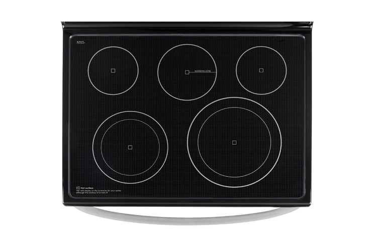 LG Wall Ovens & Ranges LRE6387ST thumbnail 3