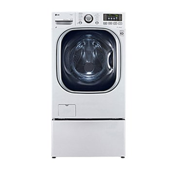 Full Size All In One Front Load Washer Dryer Combo With Turbowash And Steam Technology