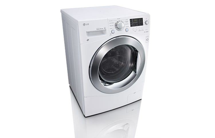 Lg Front Load Washer Dryer Combo Wm3477hw 24 Inch 2 6