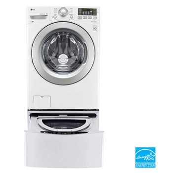 5.2 cu. ft. Ultra Large Capacity Washer with 6Motion™ Technology 1