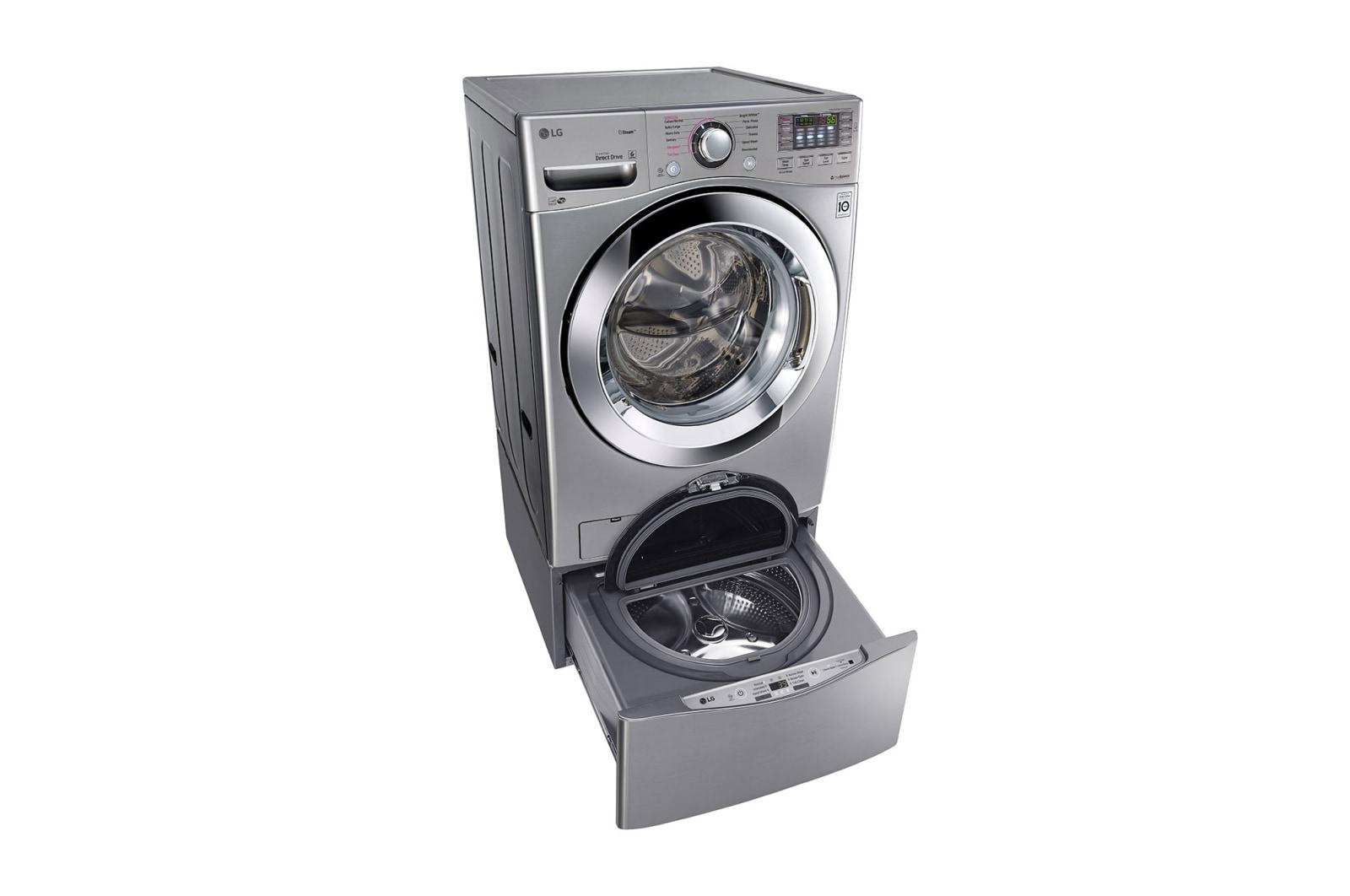 Lg Front Load Washers Wm4270hva 5 2 Cu Ft Ultra Large Capacity Turbowash Washer With Nfc Tag On Canada