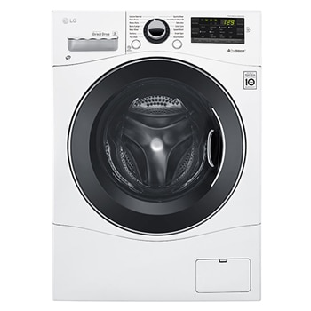 "2.6 cu. ft. Capacity 24"" Compact Front Load Washer w/ NFC Tag On1"