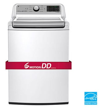 5.8 cu.ft Top Load Washer with 6Motion™ Technology1