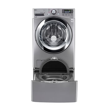 6.3 Total Capacity LG TWINWash™ Bundle with LG SideKick™1
