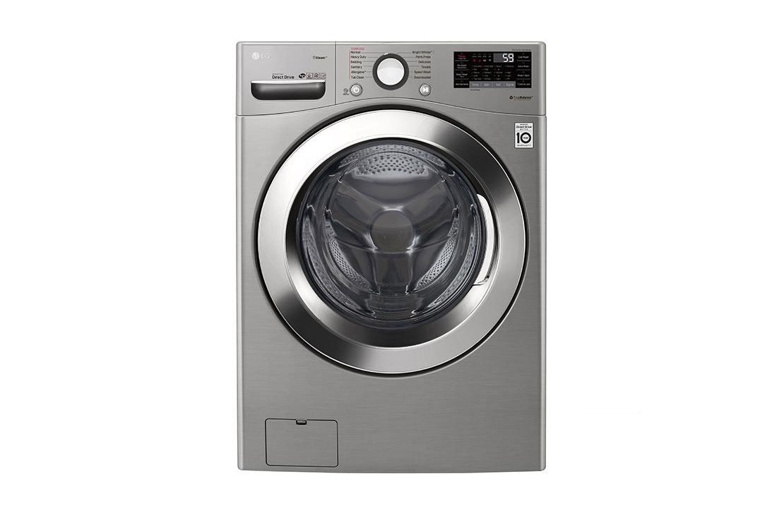 Lg Wm3700hva 5 2 Cu Ft Ultra Large Capacity Front Load Washer Lg