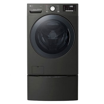 5.2 cu.ft. Ultra Large Capacity Washer with NeveRust™ Stainless Steel Drum 1