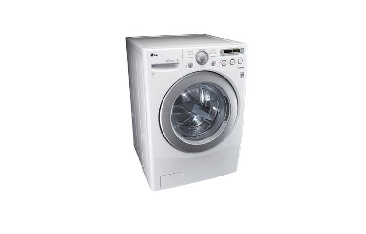Lg Washers Lg Wm2250cw Large Capacity Front Load Washer
